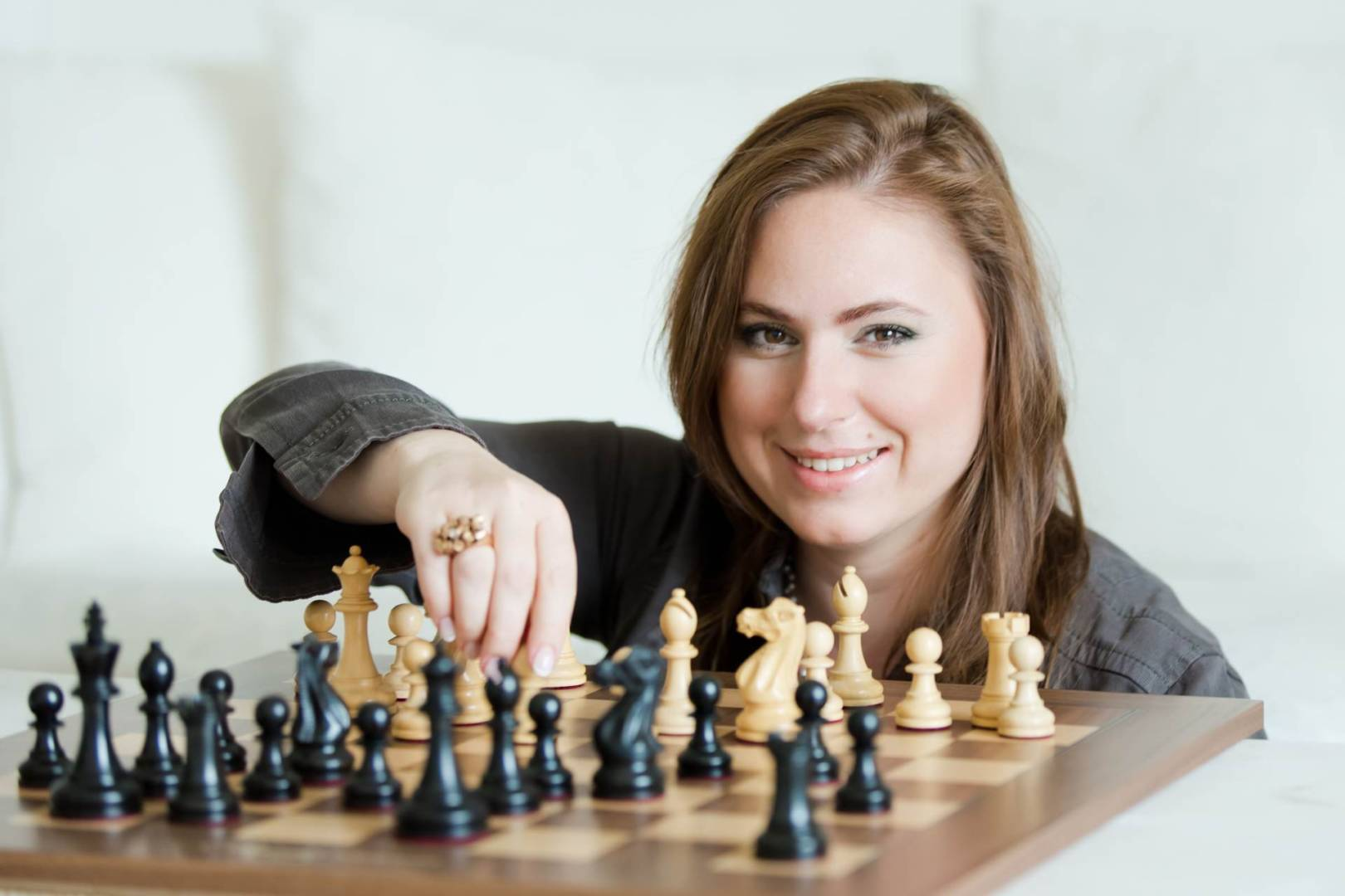 Judit Polgar chess