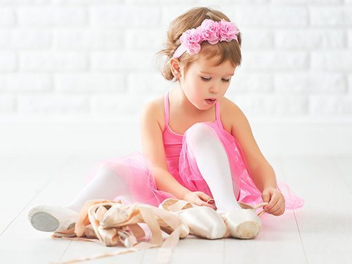 Twinkle Toes Balett