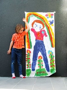 Large draw in nursery school